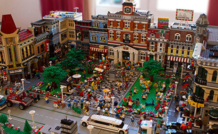 LEGO Town City